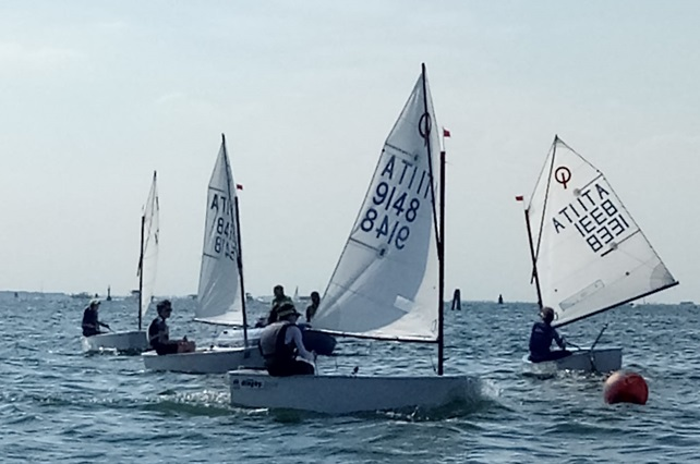 Campionato sociale optimist 2020