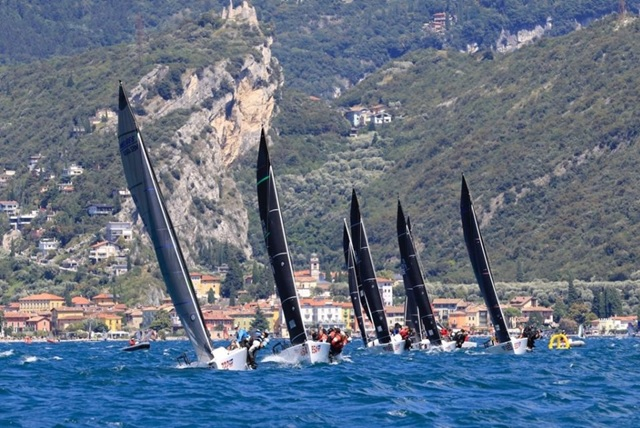 Enjoy porta CNC all'Italiano Melges 24