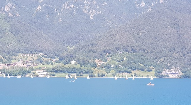 SNIPE: zonale al lago di Ledro