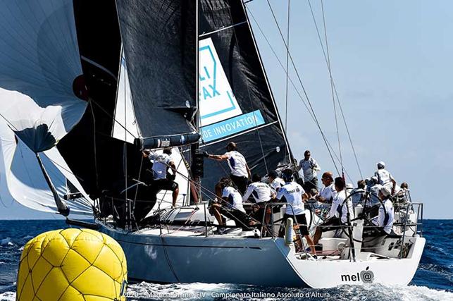 Europeo ORC a Capri, c'e' Nicola Zennaro