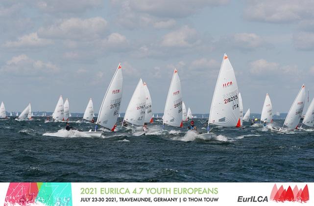 Lorenzo Gavassini al Campionato Europeo Giovanile 4.7